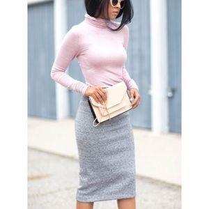 H&M // Pencil Skirt